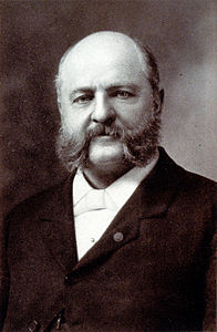 Anthony Comstock (March 7, 1844 – September 21, 1915) was a United States Postal Inspector and politician dedicated to ideas of Victorian morality.