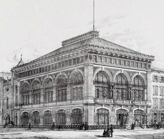 Chickering Hall 1880