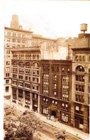 The Benedick Residence for men 80 Washington Square East