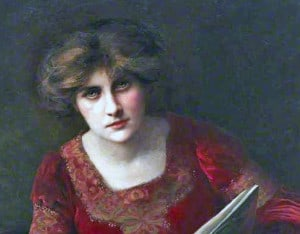 Offor was a British painter. She is one of the primary visual references for Anna.