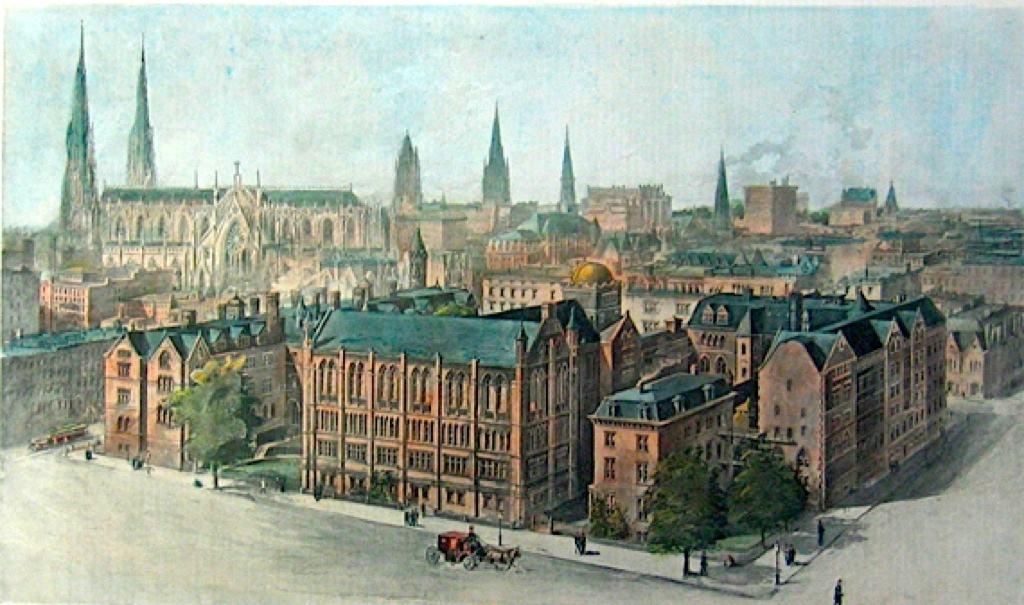 Columbia University (original site)