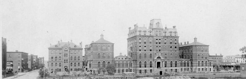 NY Foundling Hospital 1880