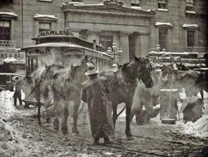 Alfred Stieglitz photograph, the terminal