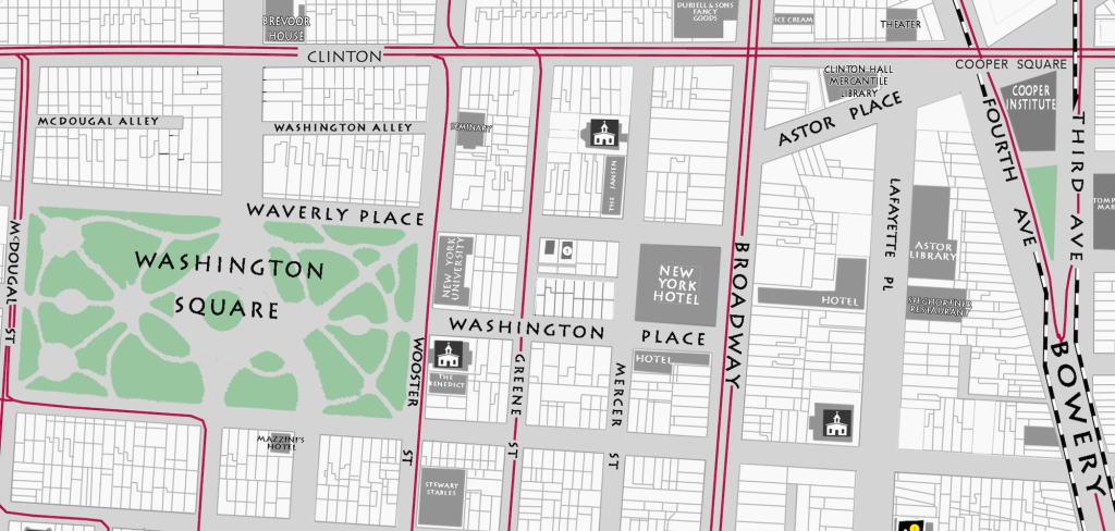 Washington Square Park-Cooper Union