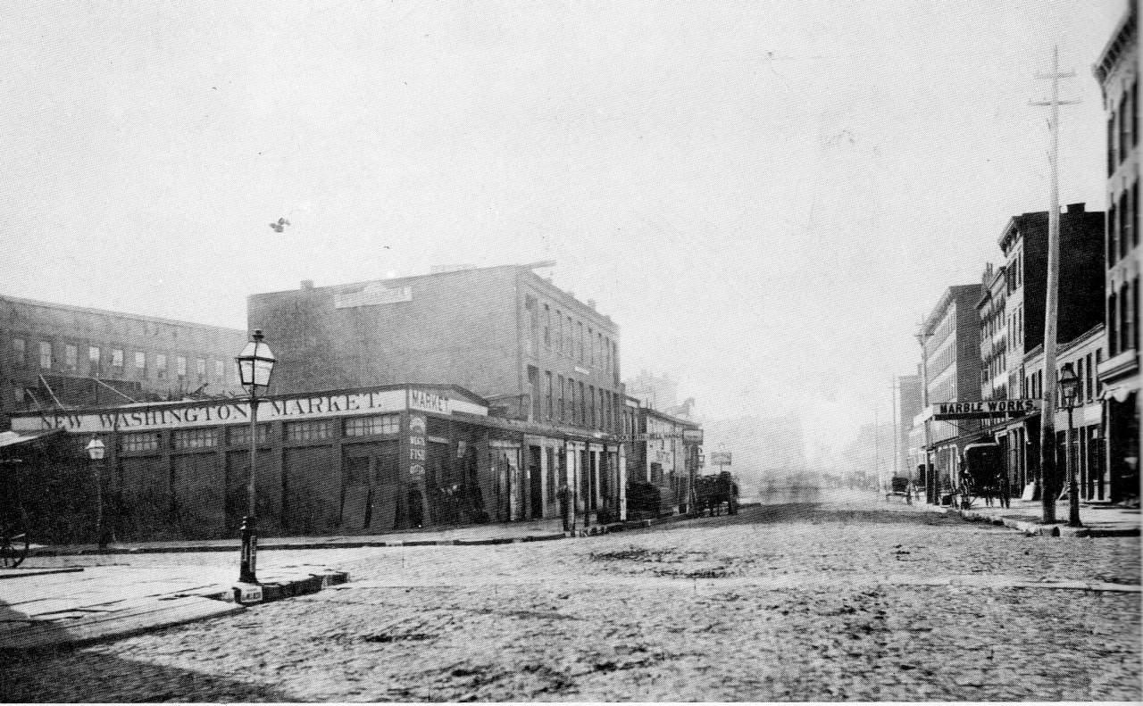 Broadway at 47th Street 1878