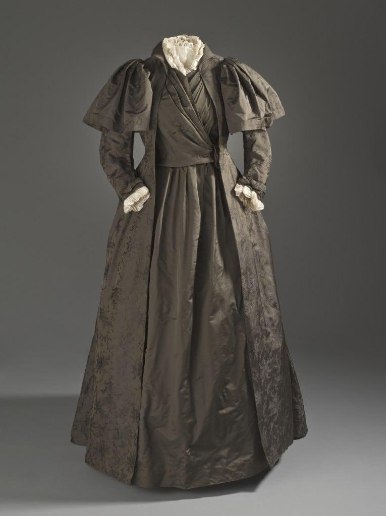 Liberty & Co tea gown ca 1890