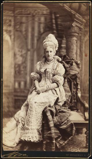 Mrs. Elliot F. Shepard (Margaret Louisa Vanderbilt)
