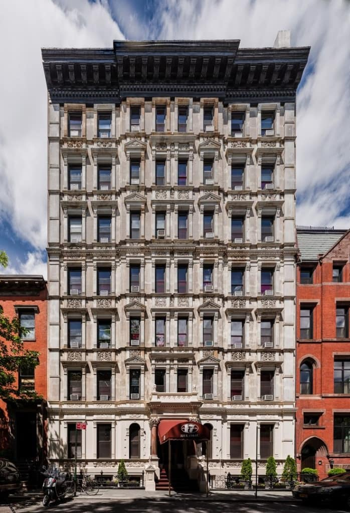 French Flats: The St. George on 17th Street