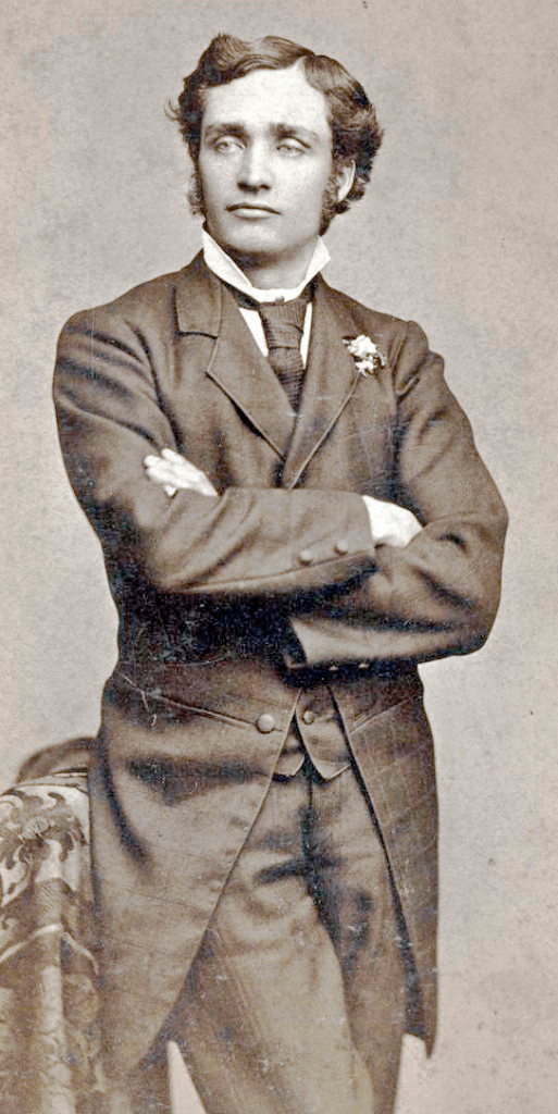 Unnamed man ca 1880