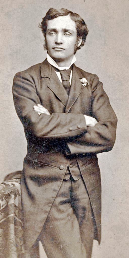 Unnamed man ca 1880