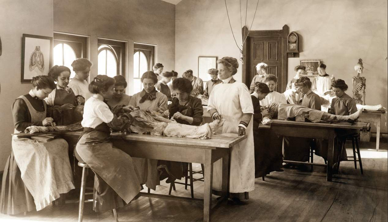 Woman's Medical College of the New York Infirmary