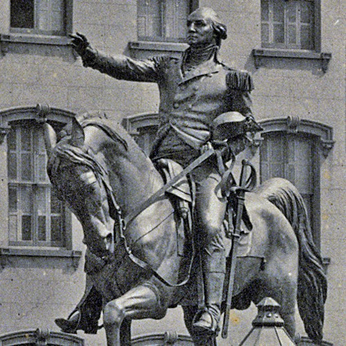 Washington on Horseback