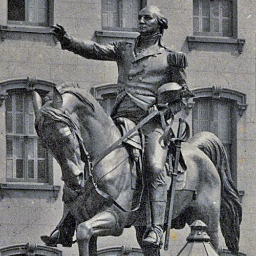 Washington on Horseback