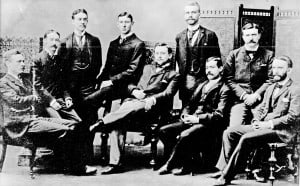 Bellevue Physicians 1890