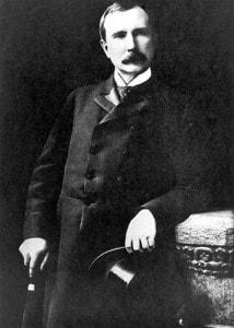John D. Rockefeller 1880