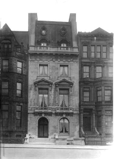 The Livingston-Beekman Townhouse on Fifth Avenue