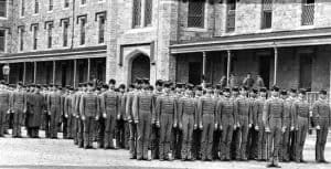 West Point Cadets ca 1850
