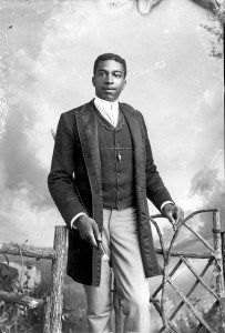 young aa male ca 1890