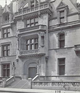 Entrance, Vanderbilt residence
